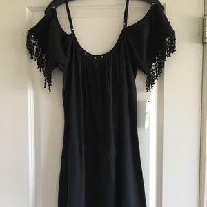 NWT laundry by design Los Angeles black dress